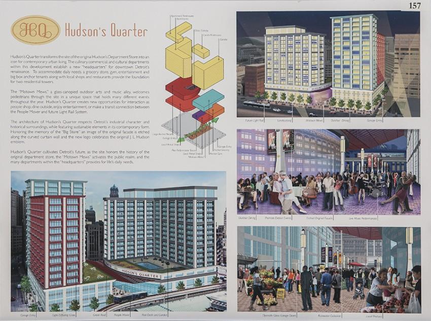 """Hudson's Quarter,"" Emilie M. Rottman and James G. Ramil"