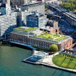 Team Nine's Proposal for Empire Stores coffee warehouses (Courtesy of Brooklyn Bridge Park)