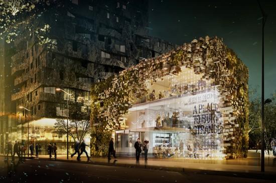 (Courtesy Stephane Malka Architecture)