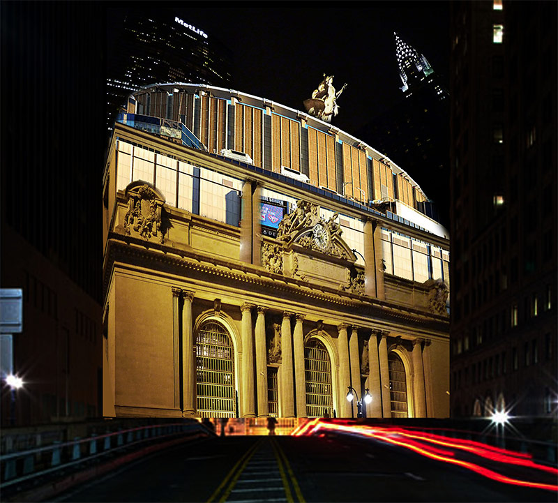 an alternative site for madison square garden sorkin studios 39 late submission
