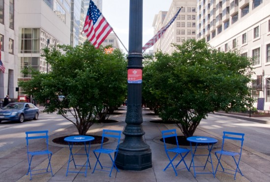 State Street's new People Spot, dubbed The Gateway. (Chris Bentley)
