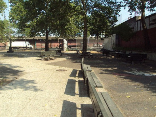 Sgt. William Dougherty Park (Courtesy of NYC Parks Department)