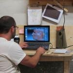 Boston Valley ARCH Design Lab developed digital models in Zbrush and Rhino. (Mitchell Bring/Boston Valley Terra Cotta)