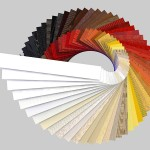 The slats spiral like a fanned deck of cards. (courtesy karlssonwilker)