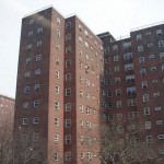 NYCHA Housing (Courtesy of eastcolfax/Flickr)