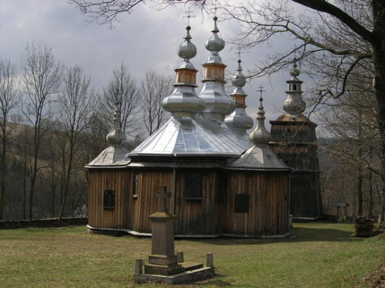 Wooden Tserkvas of the Carpathian Region in Poland and Ukraine (National Heritage Board of Poland)