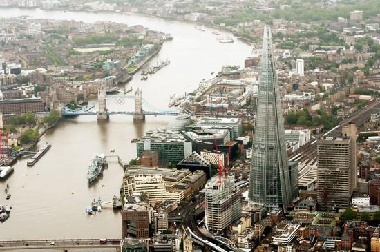 The Shard, London, UK. (Courtesy Sellar Property Group)