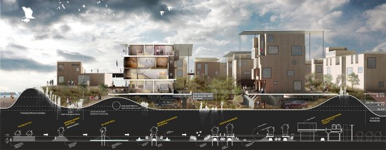 Proposal by Ennead Architects (Courtesy Ennead Architects)