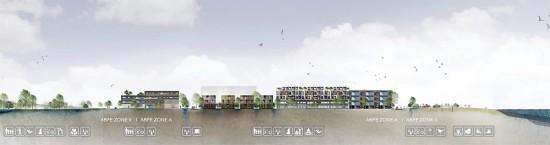 Proposal by White Arkitekter (Courtesy White Arkitekter)