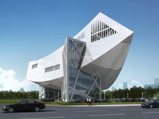 (Courtesy Studio Daniel Libeskind)