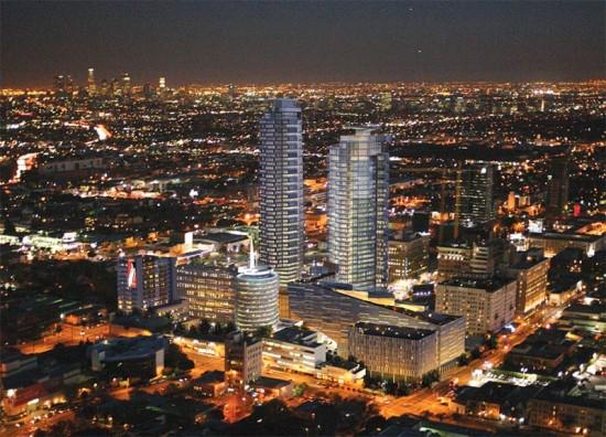 Millenium Hollywood (Handel Architects)