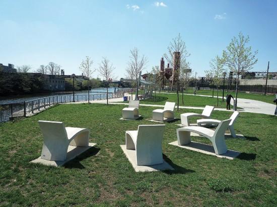 Concrete Plant Park. (Courtesy Norton Architecture and Design Books)