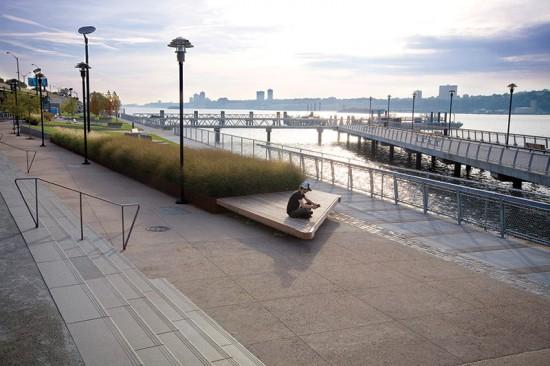 West Harlem Piers Park Credit. (Alison Cartwright)