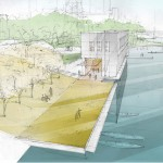 Proposal from Danze Blood Architects/Mell Lawrence Architects, Elizabeth Danze