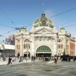 Flinders St. Station (Courtesy Herzog & de Meuron)