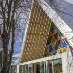 Cardboard Cathedral (Courtesy Christchurch and Canterbury Tourism)