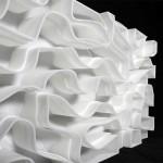 Diles modeled forms similar to le Ricolais's latticed models in Karamba. (courtesy Justin Diles)
