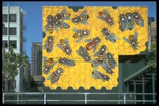 Fifty One Bees, Elizabeth Garrison & Victor Henderson (Robin Dunitz)