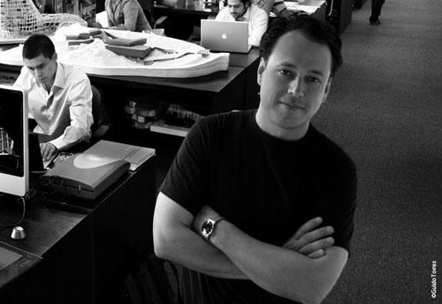 Gerardo Salinas, Partner Rojkind Arquitectos (Courtesy Rojkind Arquitectos)