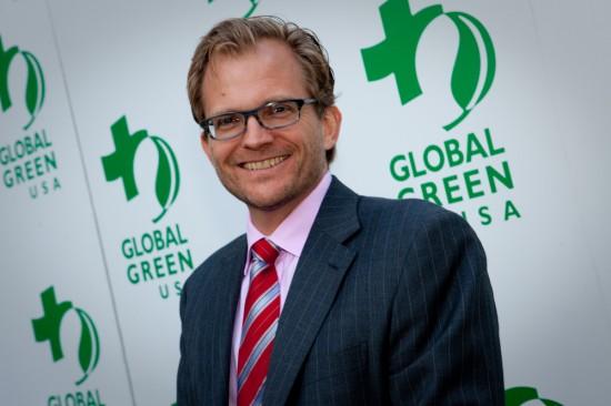 Matt Petersen (Global Green)