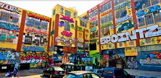 5 Pointz (Courtesy of 5 Pointz NYC)
