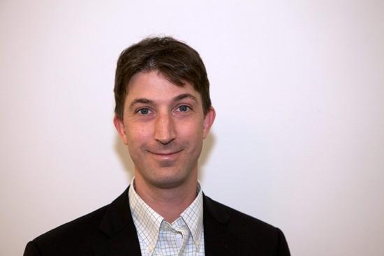 David Ehrenberg has been appointed president and CEO of the Brooklyn Navy Yard. (Courtesy Brooklyn Navy Yard)