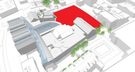 Peabody Essex Museum's expansion plans (Courtesy of Peabody Essex Museum)