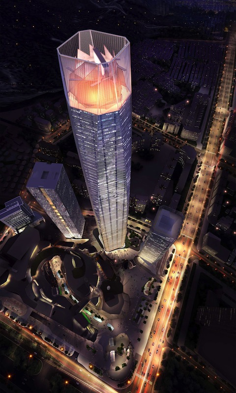 DITC Towers (Courtesy 5+Design)