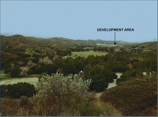 Picture of site (La Jolla Group)