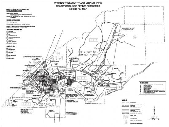 Tract Map (Johnson Fain)