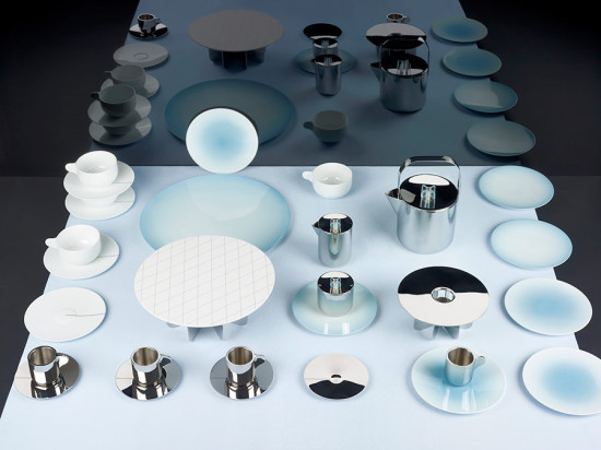Tea With Georg collection for Georg Jensen, 2013. (Courtesy Art Institute of Chicago)