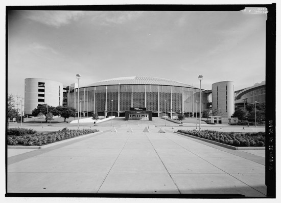North elevation, looking south. (Jet Lowe, Courtesy Library of Congress)