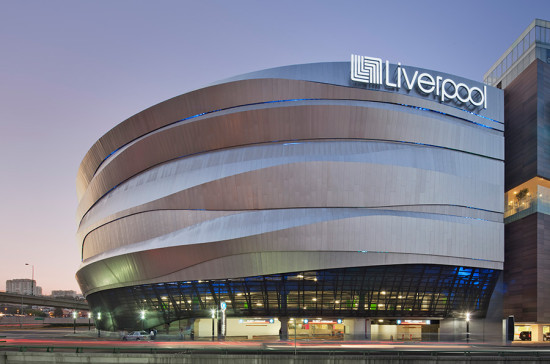 Liverpool Flagship Store (Courtesy Studio NYL)