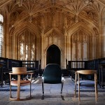 Bodleian Library Chair Competition Shortlist Winners, Rear View (Courtesy Jamie Smith)