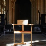 Bodleian Library Chair Winner (Courtesy Jamie Smith)