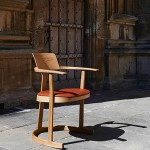 Bodleian Library Chair Winner. (Jamie Smith / Courtesy Bodleian Library)