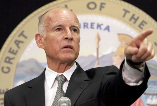 California Governor Jerry Brown (James Joyner)
