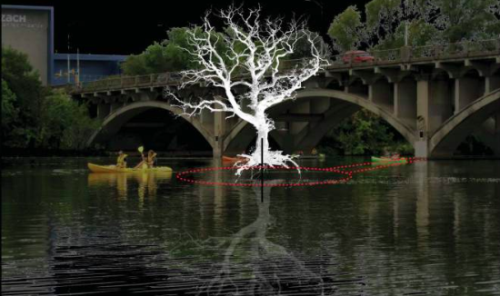 THIRST 'GHOST TREE' PROPOSAL (COURTESY THIRST)
