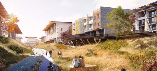 Ennead Architects' Proposal (Courtesy of Ennead Architects)