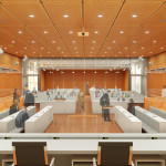 Paris Courthouse, Atrium (Renzo Piano Building Workshop)