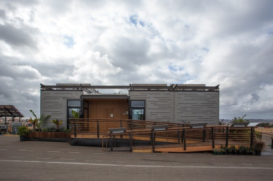 Courtesy DOE Solar Decathlon