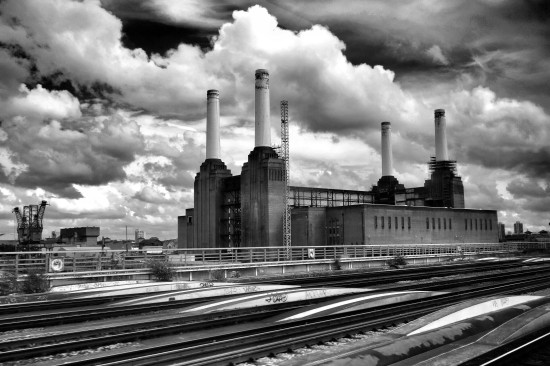 Battersea Power Station (Flickr: Scott Wylie)