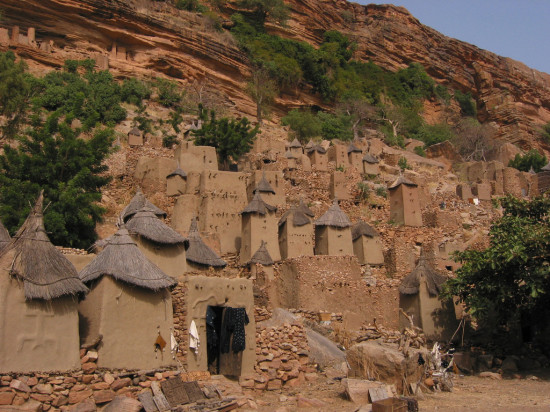 Bandiagara Escarpment (Courtesy TREEAID / Flickr)