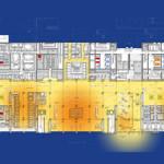 Paris Courthouse, Plan (Renzo Piano Building Workshop)