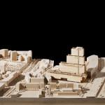 Paris Courthouse, Model (Renzo Piano Building Workshop)