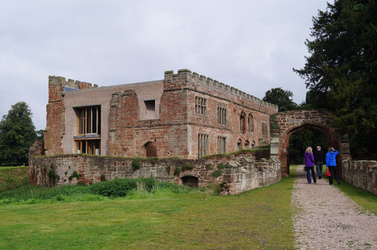 Restored Ruins of Astley Castle Win 2013 Riba Stirling Prize (Courtesy Bruce Stokes / Flickr)