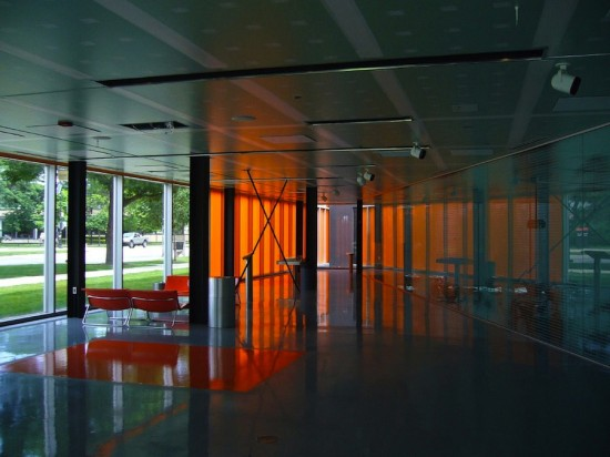 The McCormick Tribune Campus Center at IIT by Rem Koolhaas (Jonathan Choe/Flickr)