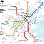 Finalist Kenneth Miraski's map (Courtesy of MBTA/Kenneth Miraski)