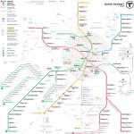 Finalist Jon Feldman's map (Courtesy of MBTA/Jon Feldman)