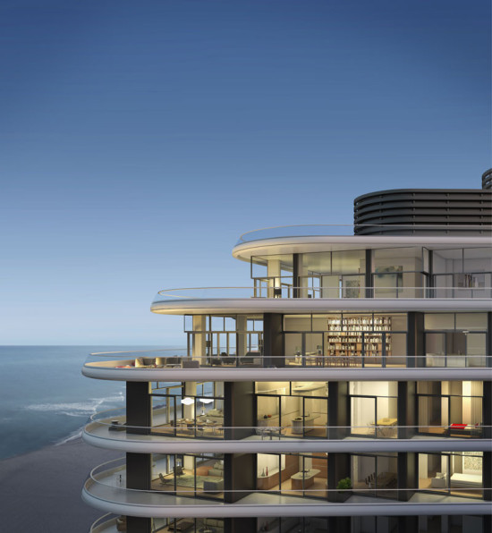 Faena House (Courtesy of Foster + Partners)
